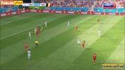 صعود آرژانتین به نیمه نهایی با برتری 1-0 برابر بلژیک