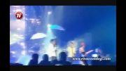 همخوانی مرتضی پاشایی و رضا گلزار در کنسرت زنده پاشایی