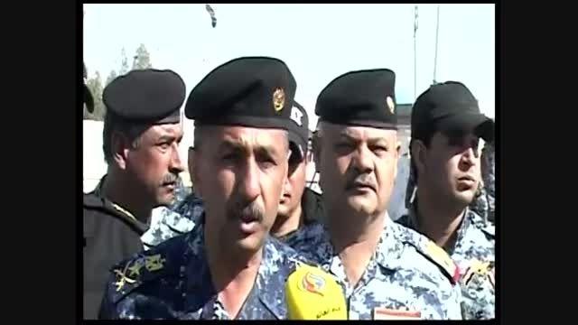 تکریت را نیروهای عراقی آزاد کردند