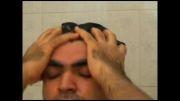 روش صحیح شامپو زدن موها
