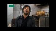 مداحی کردن سید مهدی سید صالحی بازیکن تیم پرسپولیس ایران