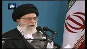 رهبر معظم انقلاب : هدف اصلی آمریکایی ها از مذاکره با ایران