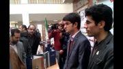 رونمایی از طرحهای جدید شرکت آداک توسط استاندار، نماینده مجلس، و امام جمعه زنجان