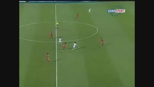 یگ گل فوق العاده زیبا و دیدنی در فوتبال زنان.