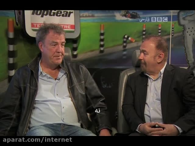 تخت گاز دیدار با جرمی و صدایش (فیلم کامل)