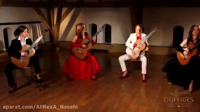 کوارتت گیتار تاتیانا ها - تاتیانا ریژکووا