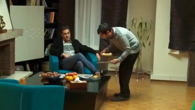 دوربین مخفی شوخی با افشین پیروانی، بازیکن سابق فوتبال