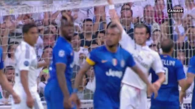 رئال مادرید 1 : 1 یوونتوس - نیمه نهایی باشگاه های اروپا