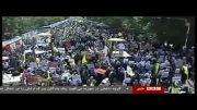 روایت مغرضانه BBC از راهپیمایی روز قدس