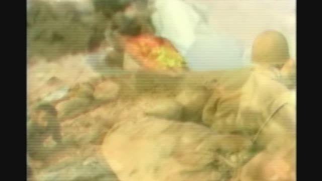 بازگشت 5 شهید مفقود الجسد شهرستان آمل سال 88