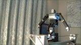 هنرنمایی ربات بندباز ژاپنی
