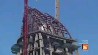 گزارش بسیار جالب از ساخت بناهای مدرن