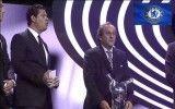 مراسم اهدای تندیس بهترین بازیکن اروپا ۲۰۱۲