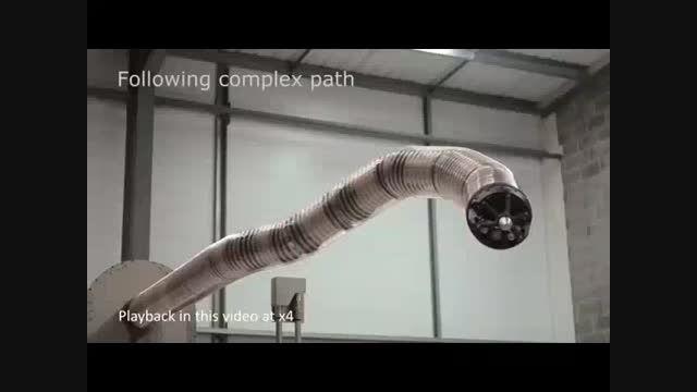 شارژ خودروهای برقی با روبات