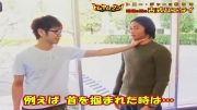 اموزش دفاع شخصی توسط تونی جا به یک مجری ژاپنی