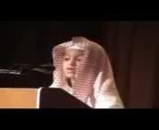 کودک خردسال حافظ قرآن