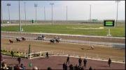 افتادن رئیس جمهور ترکمنستان از اسب !!