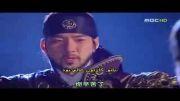 سریال افسانه جومونگ حرف های بانو سوسانو با امپراطور جومونگ