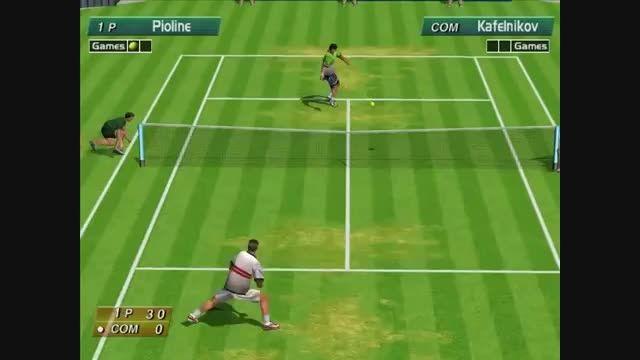 دانلود بازی جذاب تنیس فقط 51 مگ
