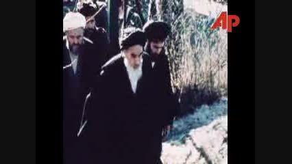 امام خمینی (ره) در فرانسه