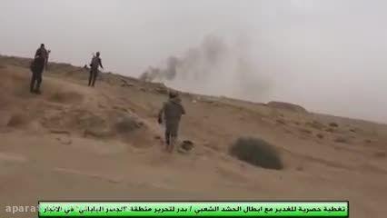 فرار خفت بار داعش از مناطق آزاد شده عراق-سوریه