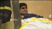 شش لیفتراک و 31 آتش نشان برای مرد 630 کیلویی سعودی