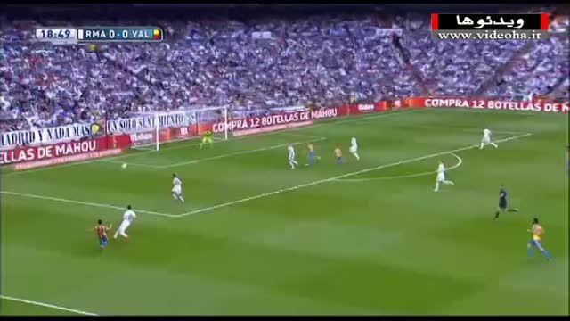 رئال مادرید ۲-۲ والنسیا