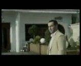 تبلیغ بانک ملت و اسکی از موزیک ویدئو جنیفر لوپز