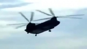 توانایی خارق العاده خلبان شینوک در لندینگ روی آب!!!