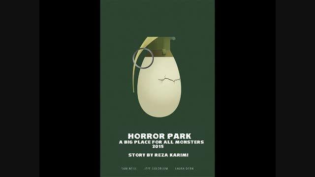پوستر های جنجال برانگیز پارک وحشت!