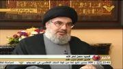 مصاحبه سیدحسن نصرالله با شبکه OTV لبنان - آپلود از مصطفوی