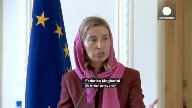 سفر مسئول سیاست خارجی اتحادیه اروپا به ایران