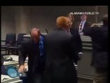 درگیری دو نماینده مجلس اروپایی