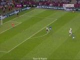 گل دوم ایتالیا به آلمان ( یورو 2012 )