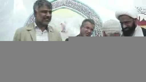 حضور شهردار و اعضای شورا در مساجد شهر بندرعباس