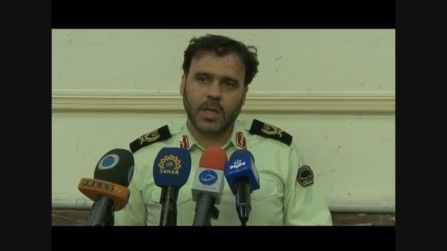 توضیحات سردار منتظرالمهدی درباره حادثه خودکشی مهاباد