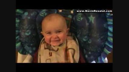احساسات زیبای یک کودک