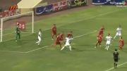 تراکتورسازی تبریز 1 - 0 سایپا