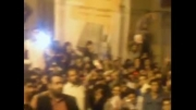 سعید جلیلی در شهر ری ساعت 2 بامداد دیشب