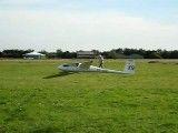 گلایدر هواپیمای بدون موتور