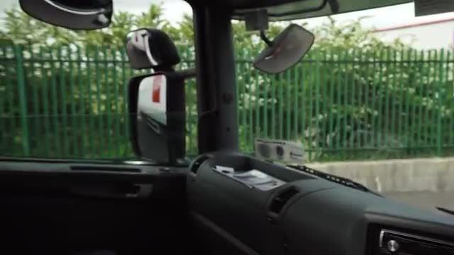 نقطه کور رانندگان وسایل نقلیه