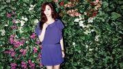 تبلیغ پارک مین یانگ برای لباس تابستانه برند Compagna