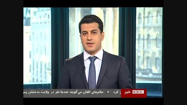 تخریب رقیب اصلاح طلبان در بی بی سی 1