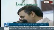ادعای عجیب احمدی نژاد