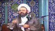 قصه های منبر حجت الاسلام دانشمند :تعویذ حسنین علیهما السلام
