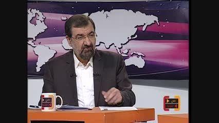 دکتر محسن رضایی: آقای ظریف و روحانی پشتوانه بزرگی داشت