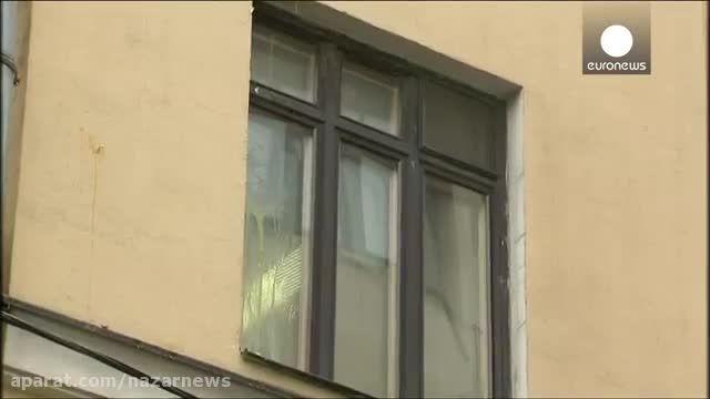 حمله به سفارت ترکیه در مسکو