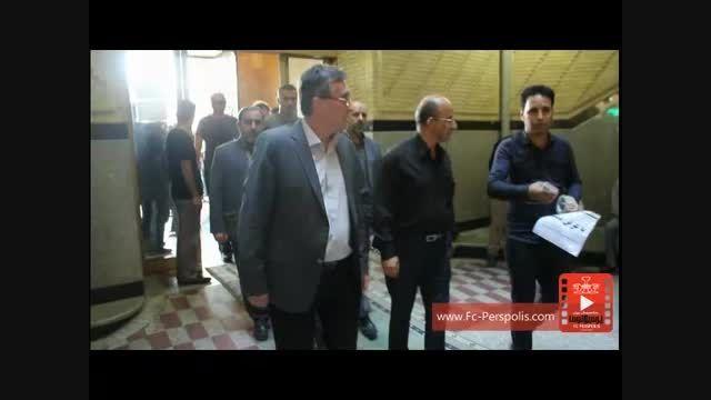 مراسم ختم هادی نوروزی 14 مهر 94