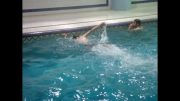 شنای قورباقه و کرال سینه