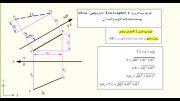 طریقه پیدا کردن اندازه واقعی یک خط غیر مشخص (T.L)